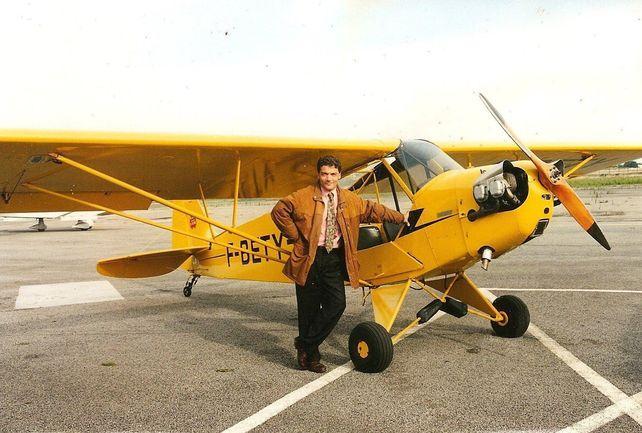 Piper j 3