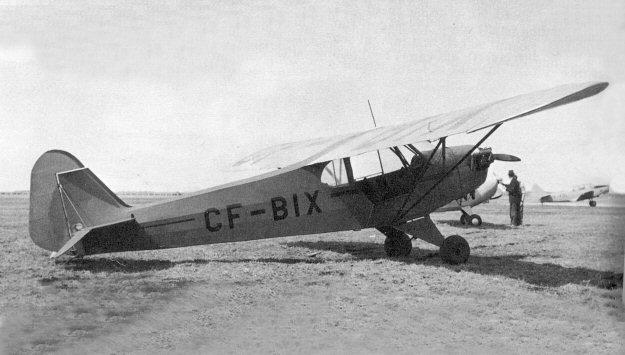 Piper j 3f 50